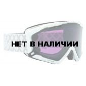 Очки горнолыжные Alpina PANOMA small Magnetic Q+S white _Q S1 + SL black S3