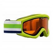 Очки горнолыжные Alpina Carat D lime_DH S2