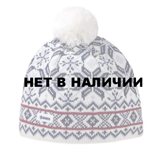 Шапка Kama 2016-17 AW06 off white