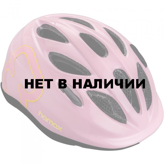 Летний шлем HAMAX 2018 Skydive РОЗОВЫЙ