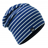 Шапка BUFF COTTON HAT DENIM STRIPES