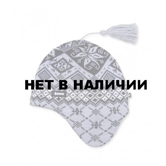 Шапка Kama A74 grey