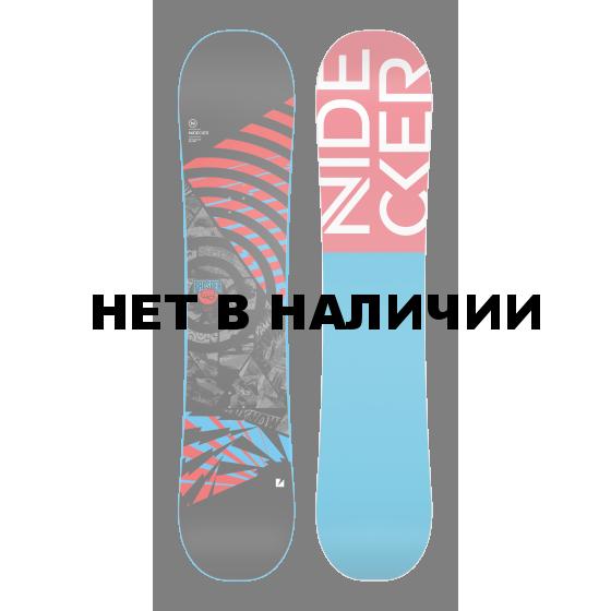 Сноуборд NIDECKER 2017-18 PROSPER