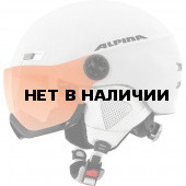 Зимний Шлем Alpina MENGA JV HM white matt