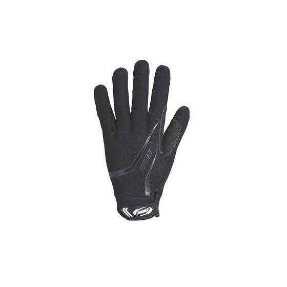 Перчатки велосипедные BBB FreeZone black (BBW-38)