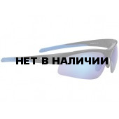 Очки солнцезащитные BBB Impress PC smoke blue lenses матовый черный (BSG-47)