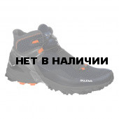 Ботинки для хайкинга (низкие) Salewa 2017-18 MS ULTRA FLEX MID GTX Black/Holland (UK:8)