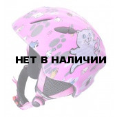Шлем Blizzard 2013-14 Magnum pink cat shiny