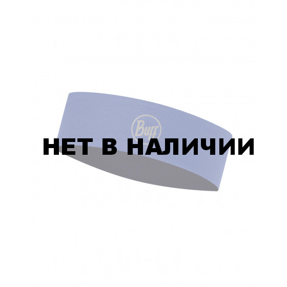 Повязка BUFF SLIM HEADBAND R-SOLID CAPE BLUE