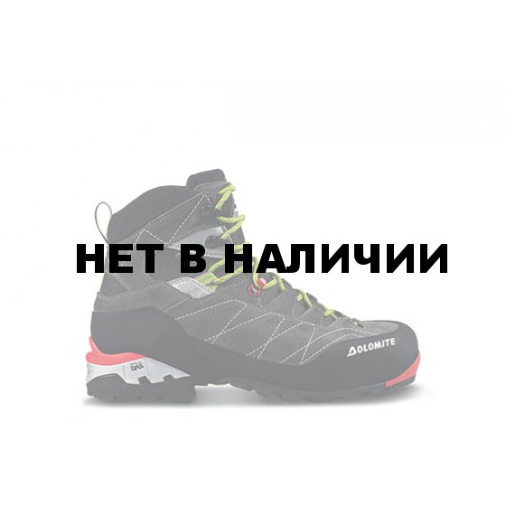Ботинки для альпинизма Dolomite 2015-16 Mountaineering STEINBOCK S GTX® GREY-GREEN