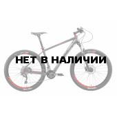 Велосипед Welt 2018 Rubicon 1.0 matt grey/polish black