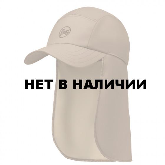 Кепка BUFF BIMINI CAP SOLID DESERT
