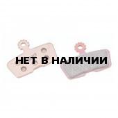 Тормозные колодки BBB DiscStop comp.w/Avid Code R sintered w/spring (BBS-442S)