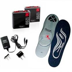 Набор стельки с подогревом (без разм.) + аккумулятор Therm-IC SmartPack Set ic 1200 (EU) incl. ThermicSole TrimFit
