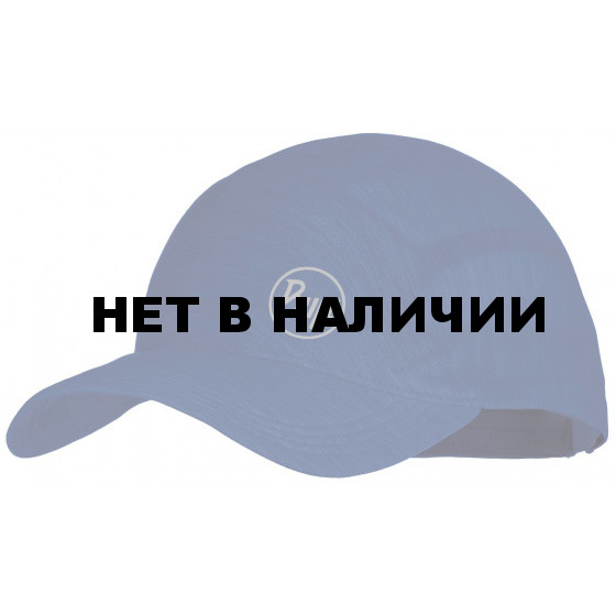 Кепка BUFF ONE TOUCH CAP R-SOLID CAPE BLUE