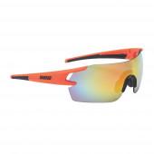 Очки солнцезащитные BBB 2018 FullView PC Smoke orange MLC lens оранжевый, черный