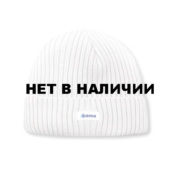 Шапка Kama A12 (off-white) белый