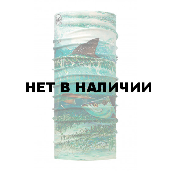 Бандана BUFF UV PROTECTION GUY HARVEY SILVER KINGS