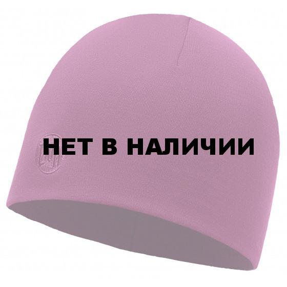 Шапка BUFF HEAVYWEIGHT MERINO WOOL HAT SOLID TIBETAN RED (US:one size)
