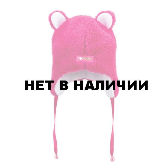 Шапка Kama 2016-17 B68 pink
