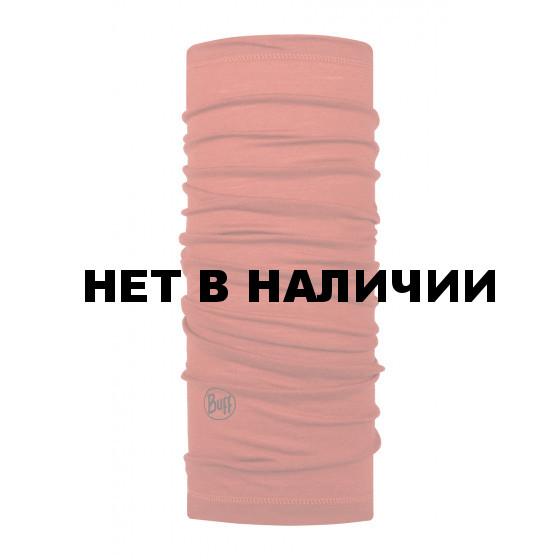 Бандана BUFF LIGHTWEIGHT MERINO WOOL SOLID RUSTY (US:one size)