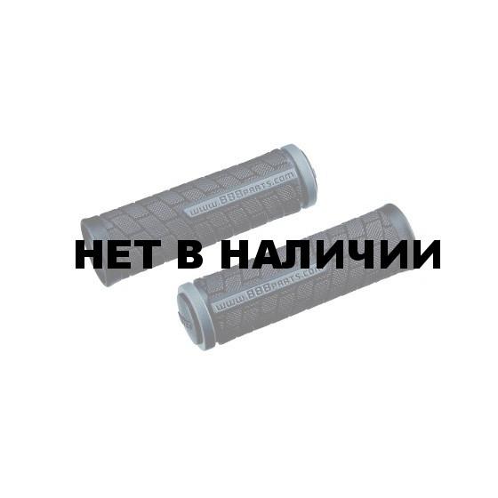 Грипсы BBB DualGrip 102mm черный/серый (BHG-07)