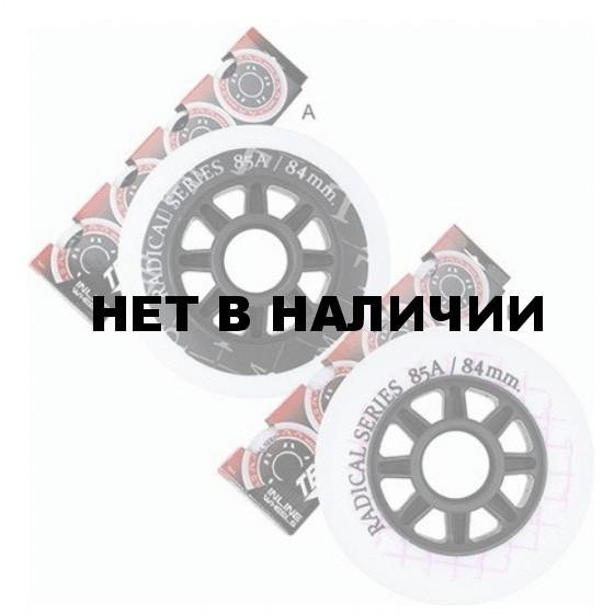 Комплект колёс для роликов TEMPISH 2018 RADICAL 84x24mm 85A A