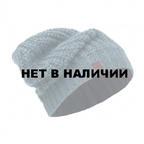 Шапка BUFF KNITTED HAT GRIBLING STEEL BLUE (US:one size)