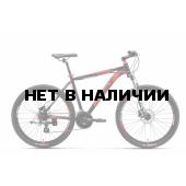 Велосипед Welt 2018 Ridge 2.0 HD matt black/red (US:L)