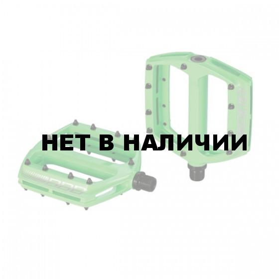 Педали BBB CoolRide mtb зеленый (BPD-36)