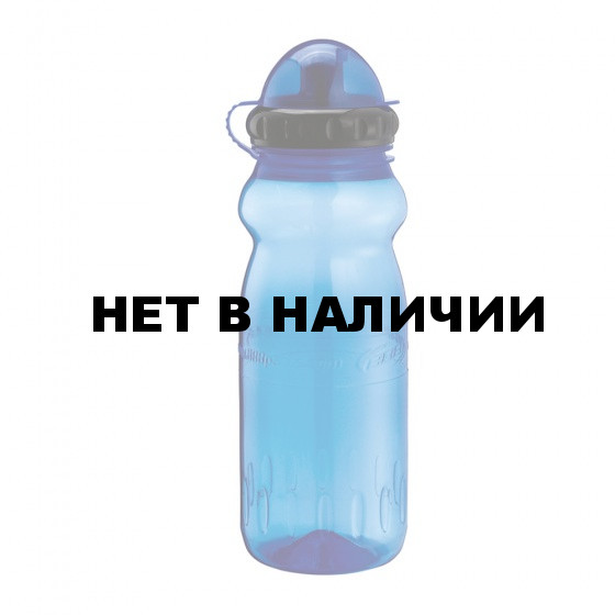 Фляга BBB HydraTank (new) blue transparent+cap (BBC-21)