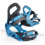 Сноуборд крепления NIDECKER 2016-17 TEAM BLUE