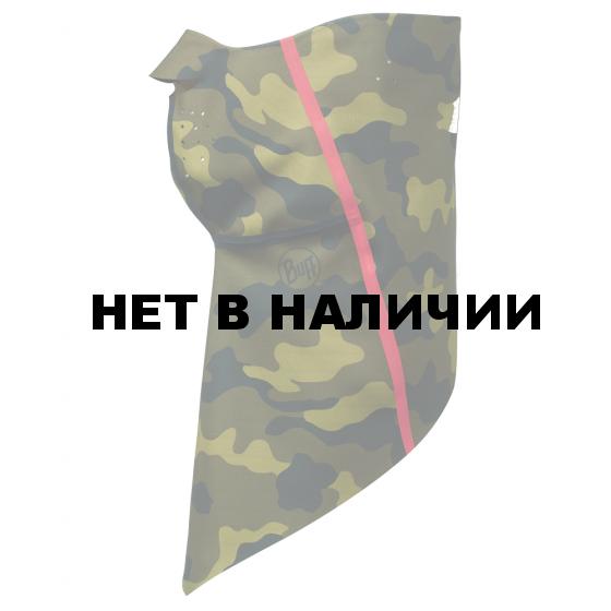 Бандана BUFF WINDPROOF WINDPROOF BANDANA BUFF GREEN HUNT MILITARY L/XL/OD