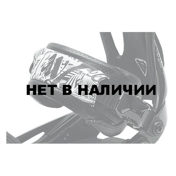 Запчасть для сноуборд. креплений Black Fire Верхний регулировочный ремешок B&W