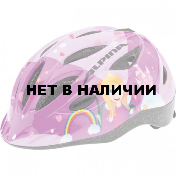 Летний шлем ALPINA Gamma 2.0 princess