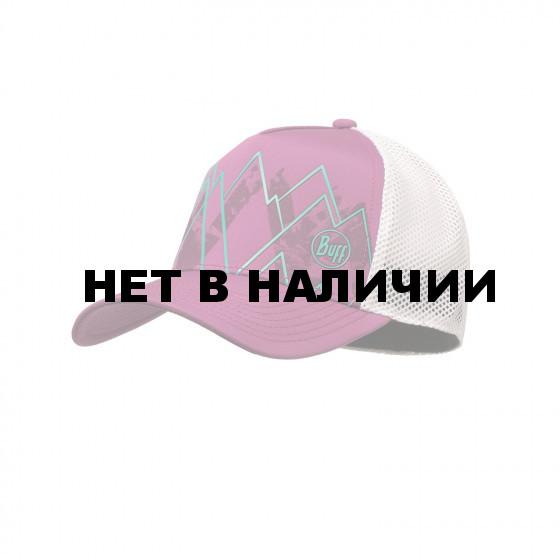 Кепка BUFF TRUCKER TECH CAP SOLID VIOLET L/XL