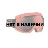 Очки горнолыжные Salice FB ORANGE/RWRED