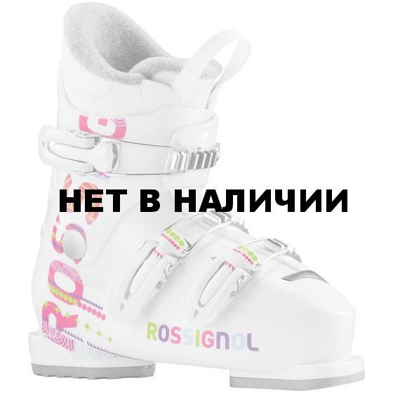 Горнолыжные ботинки ROSSIGNOL 2015-16 FUN GIRL J3 WHITE