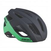 Летний шлем BBB Kite матовый черный/зеленый (BHE-29)