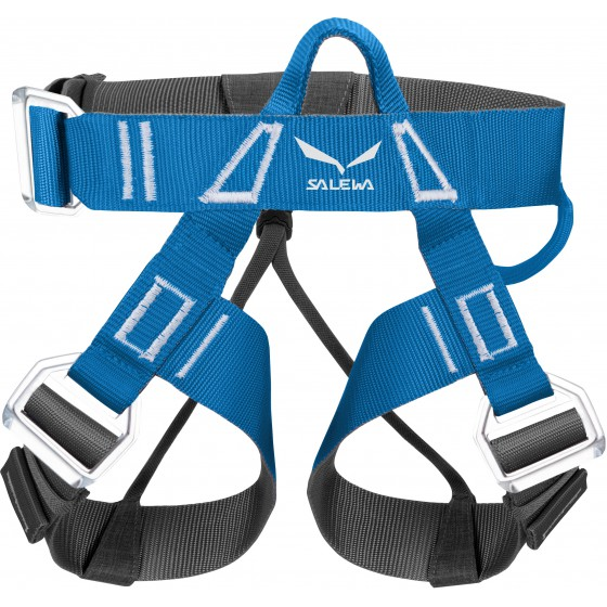 Обвязка Salewa 2016 Hardware VIA FERRATA EVO ROOKIE harness ( XXS/S ) POLAR BLUE/ CARBON /