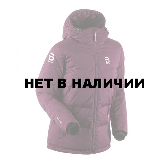Куртка беговая Bjorn Daehlie 2016-17 Jacket PODIUM Wmn Potetnt Purple