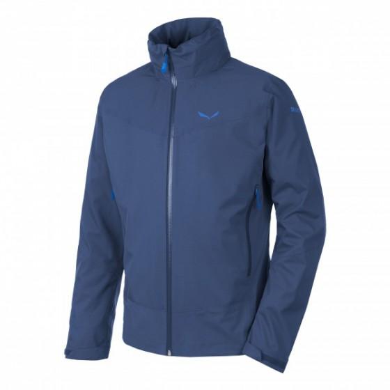 Куртка для активного отдыха Salewa 2016 PUEZ PTX 2.5L M JKT dark denim