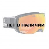 Очки горнолыжные Alpina ESTETICA MM pinegreen_MM red sph. S2