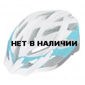 Летний шлем ALPINA 2017 Panoma white-blue-titanium