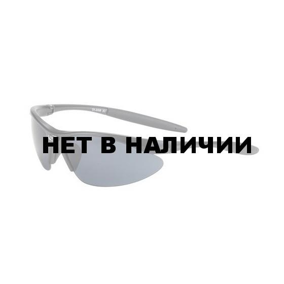 Очки солнцезащитные BBB Display Element PC smoke lens 12pcs display box black (BSG-42D_4291)