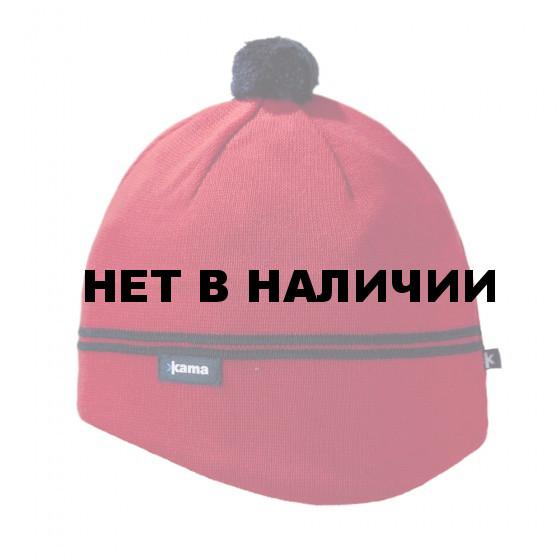 Шапка Kama 2016-17 A64 red