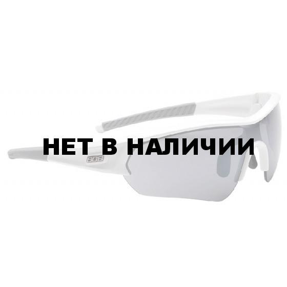 Очки солнцезащитные BBB Select PC glossy white