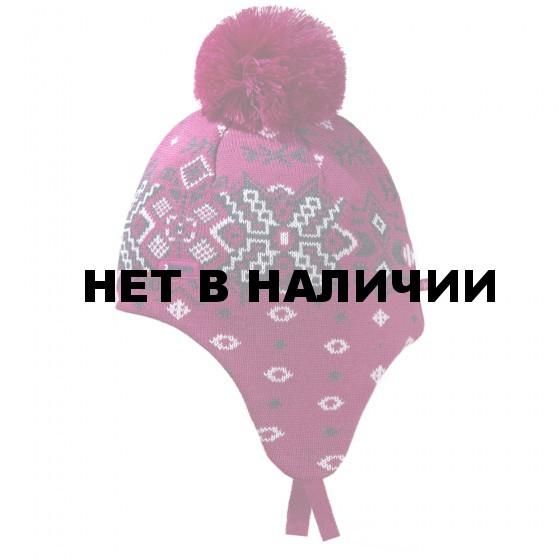 Шапка Kama 2015-16 A66 pink