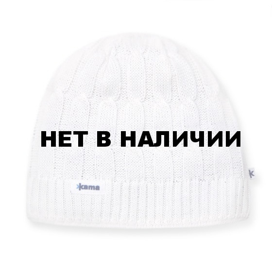 Шапка Kama A41 (off-white) белый