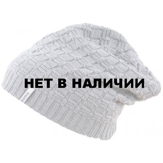 Шапка Kama 2018-19 A123 grey
